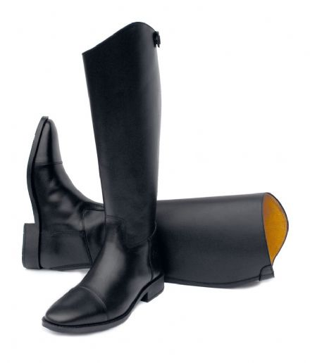 Hanover Long Leather Riding Boot